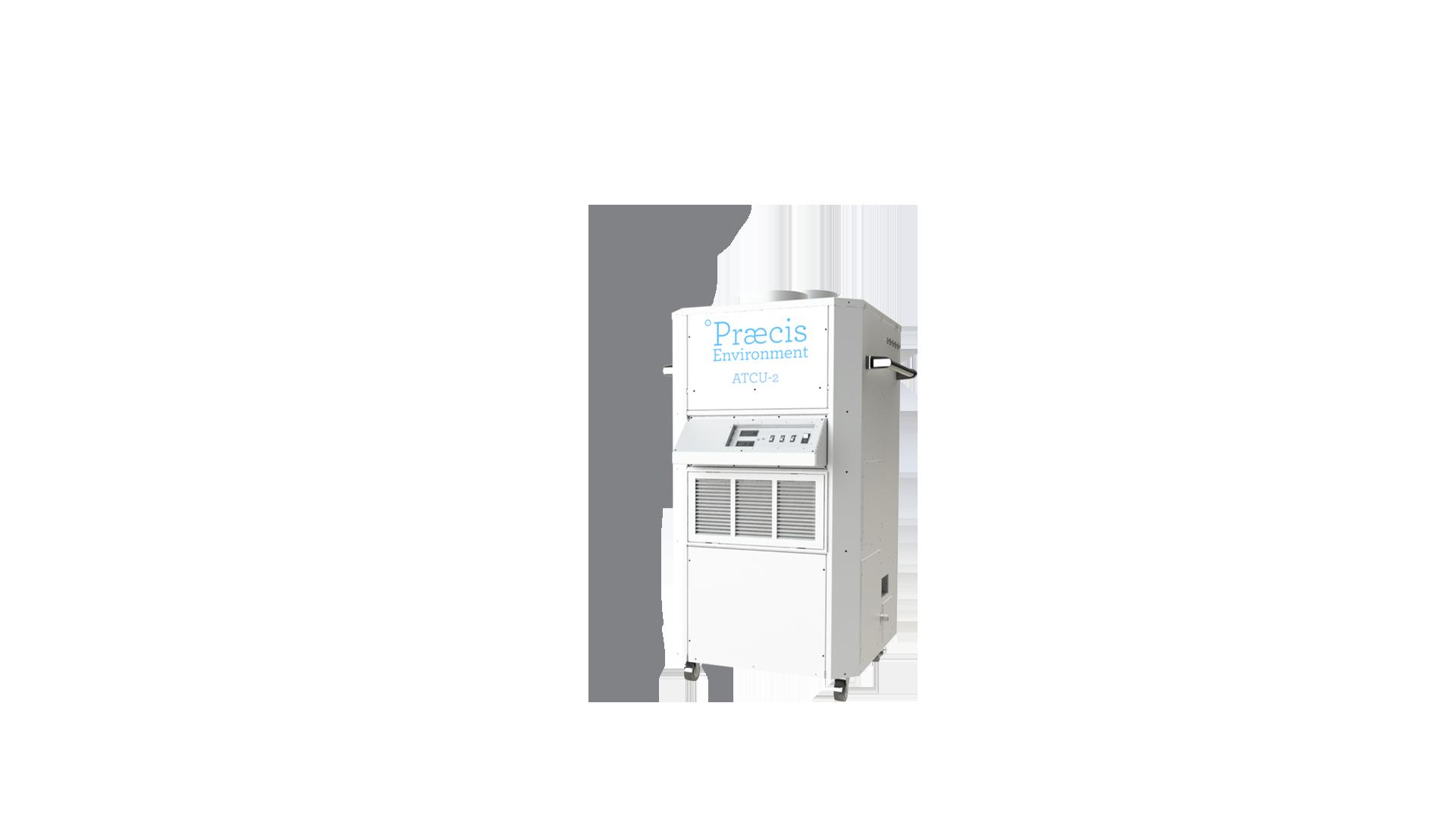 Air Temperature Control Units — Praecis Inc