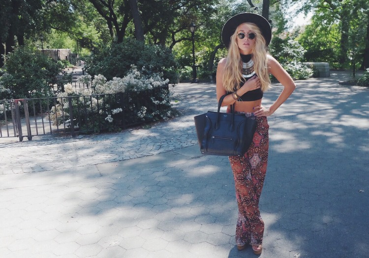 Boho Fashion by The Blonde Vagabond:Jordyn Kraemer.JPG