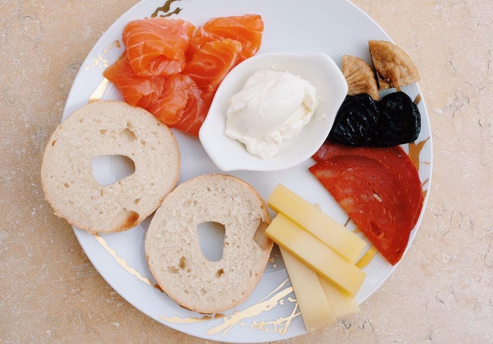 Breakfast Spread at The Four Seasons Dubai by The Blonde Vagabond.JPG