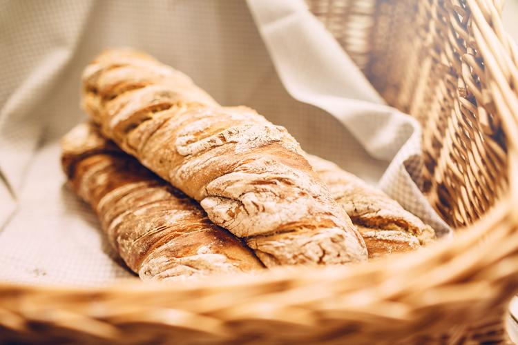 Fresh Bread at Ängavallen by The Blonde Vagabond.jpg