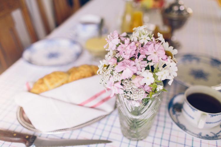 Fresh Wildflowers in Sweden by The Blonde Vagabond.JPG