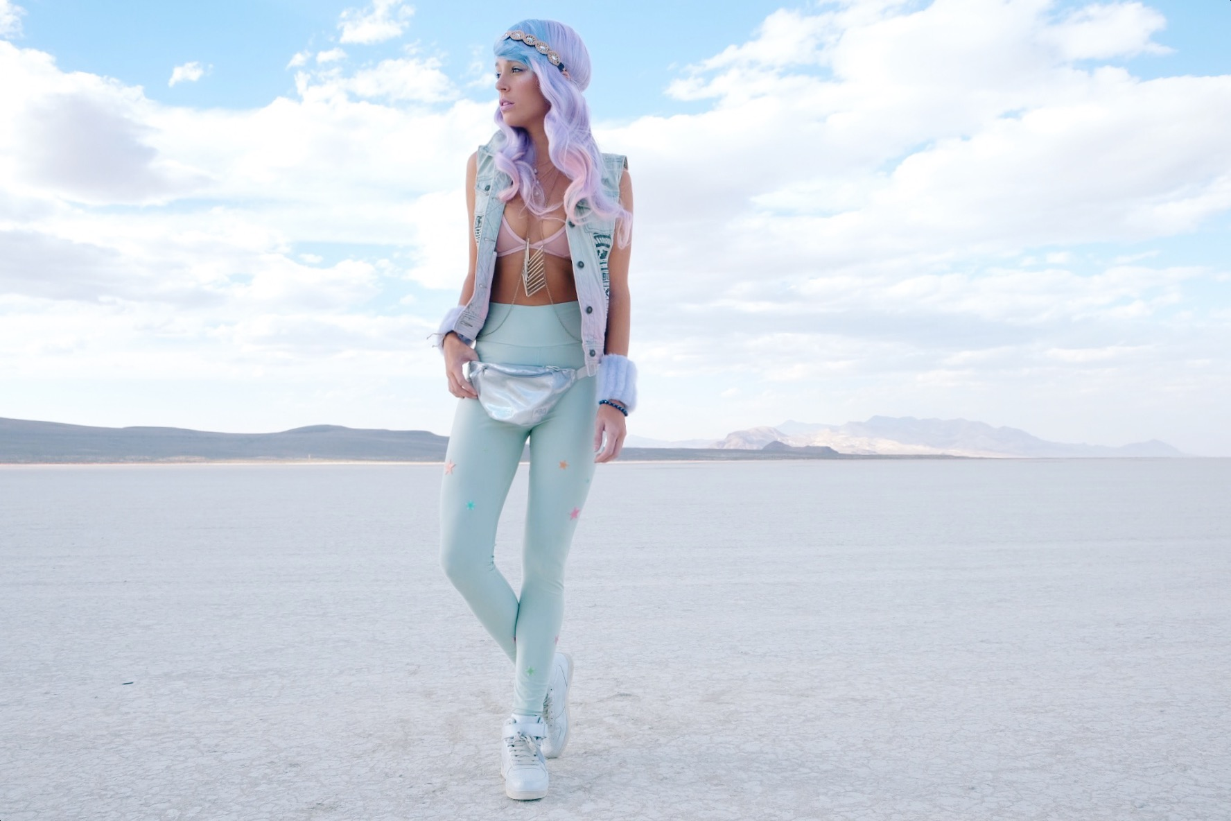 Burning Man Style with Pastels by The Blonde Vagabond.JPG