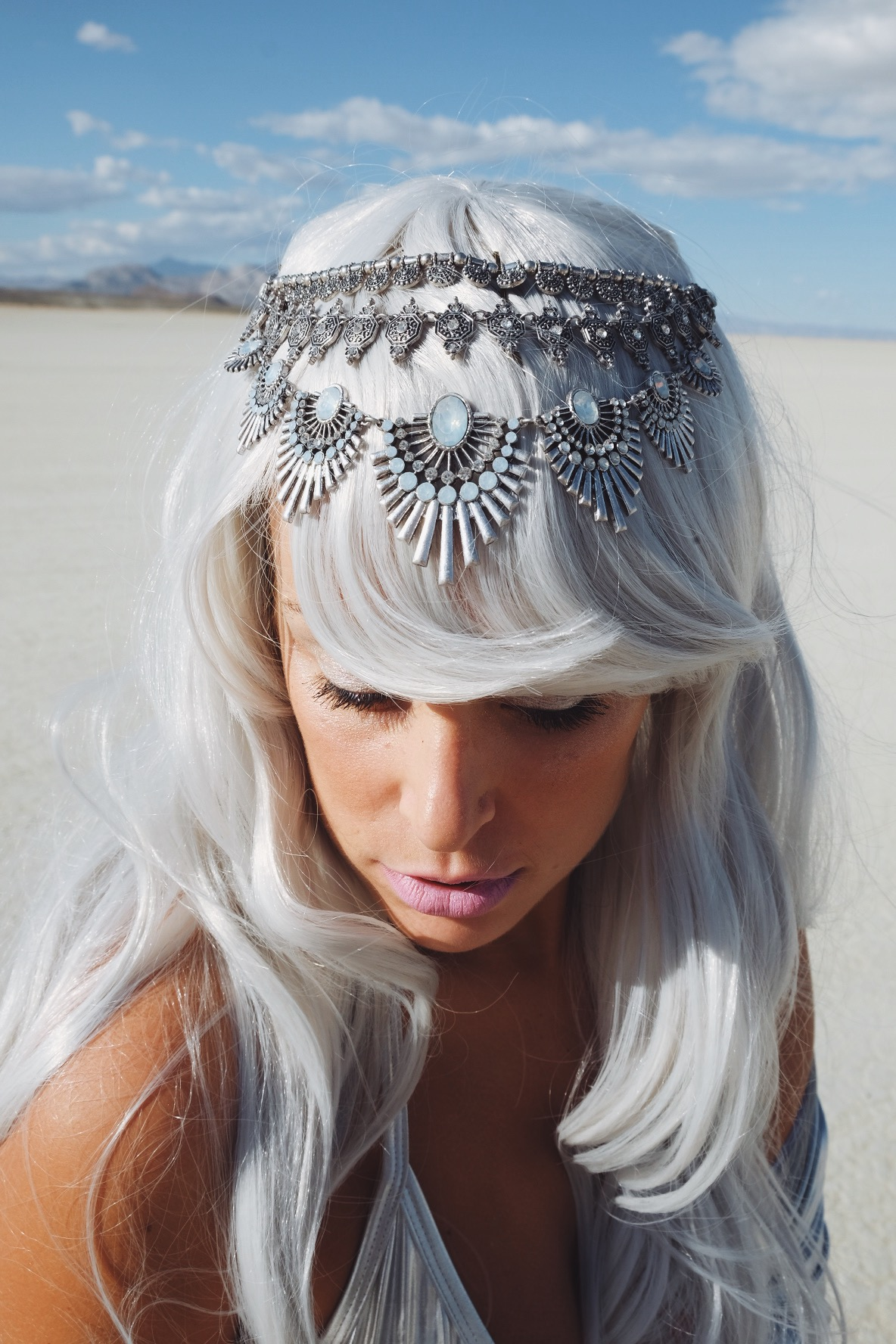 Burning Man Headpiece by The Blonde Vagabond.JPG
