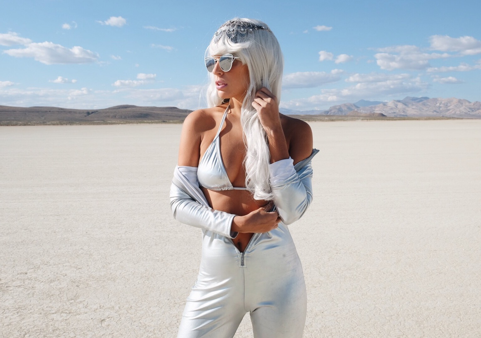 Burning Man Silver Wig Outfit by The Blonde Vagabond.jpg