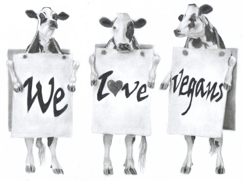 Empowering cows , ha! People think of everything.