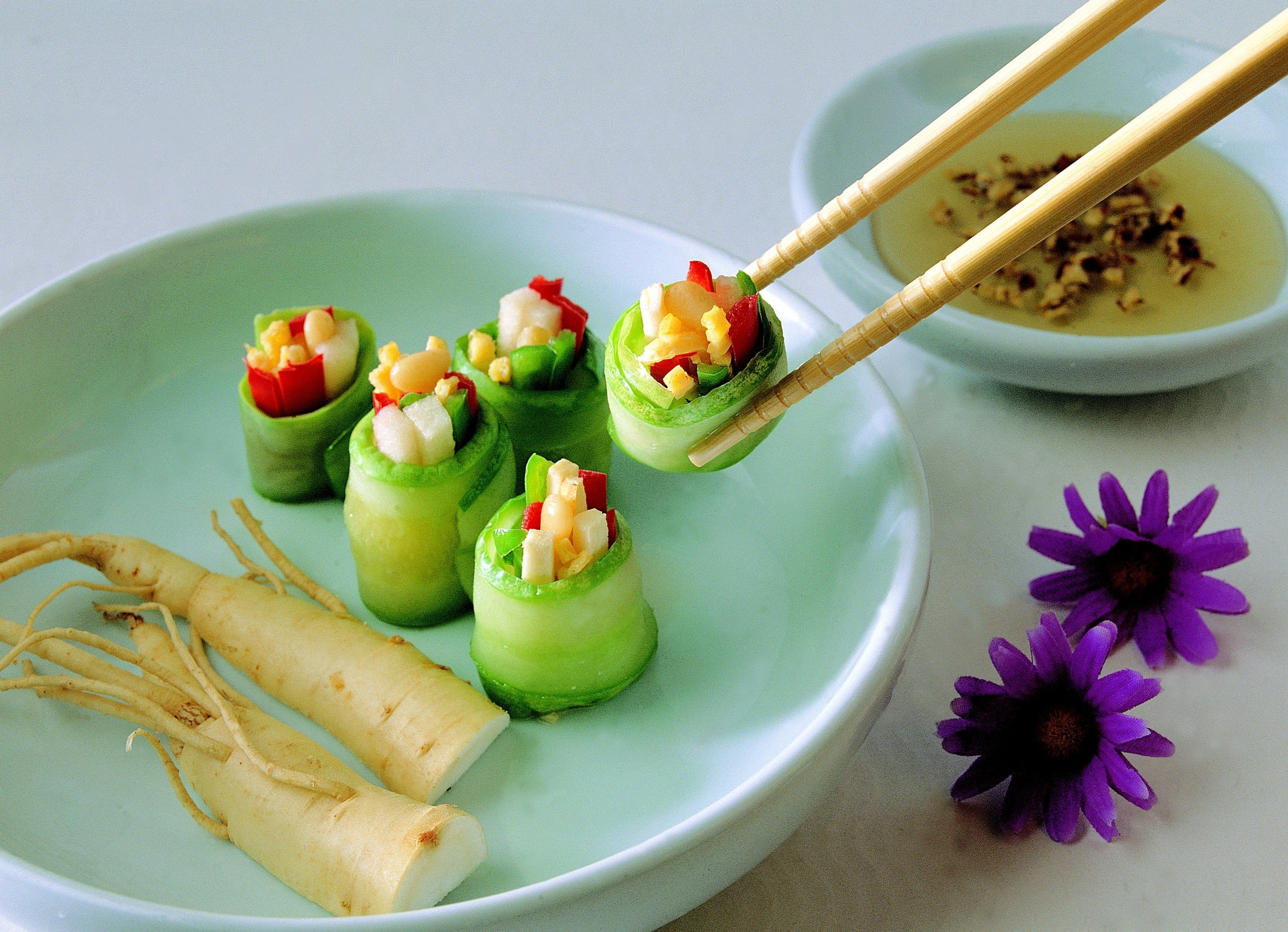 vegan food with chopstick.jpg