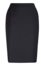 all-season work skirt