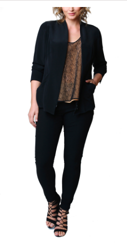 SHEGUL Legging Pant with Ankle Zip: a must-have pant for the 12+ woman desperate for chic, versatile pants