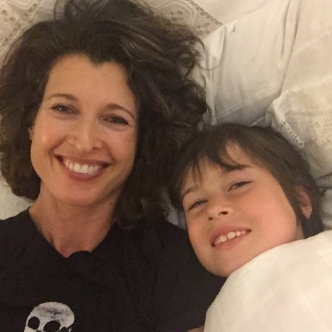Few things better than a trusty t-shirt and a snuggly child!