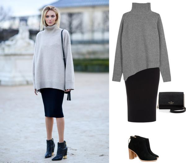 Grey Sweater + Skirt + Booties.jpg