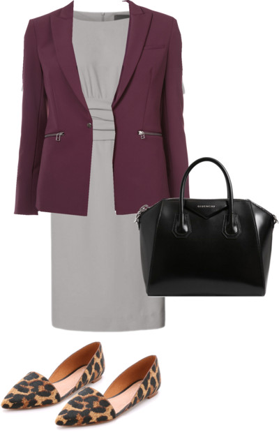 Business Professional Outfit from Capsule Wardrobe.jpg