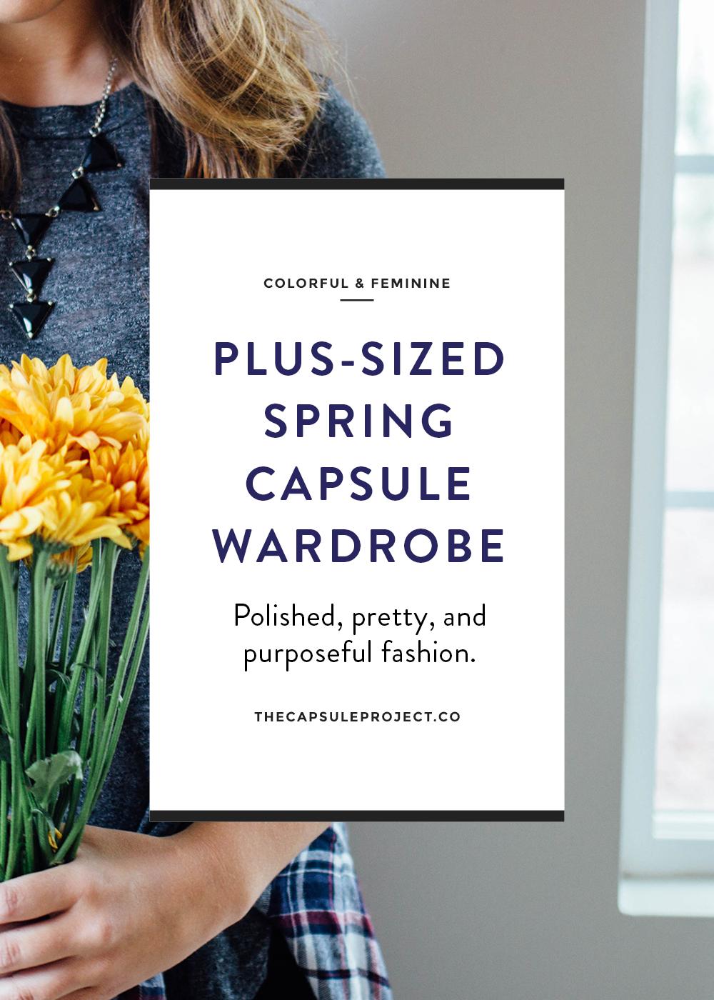 Plus Sized Spring Capsule Wardrobe.png