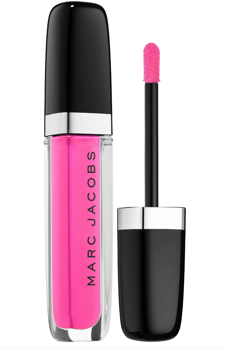 Marc Jacobs Enamored Hi-Shine Lip Lacquer Lipgloss in Cherry Moon