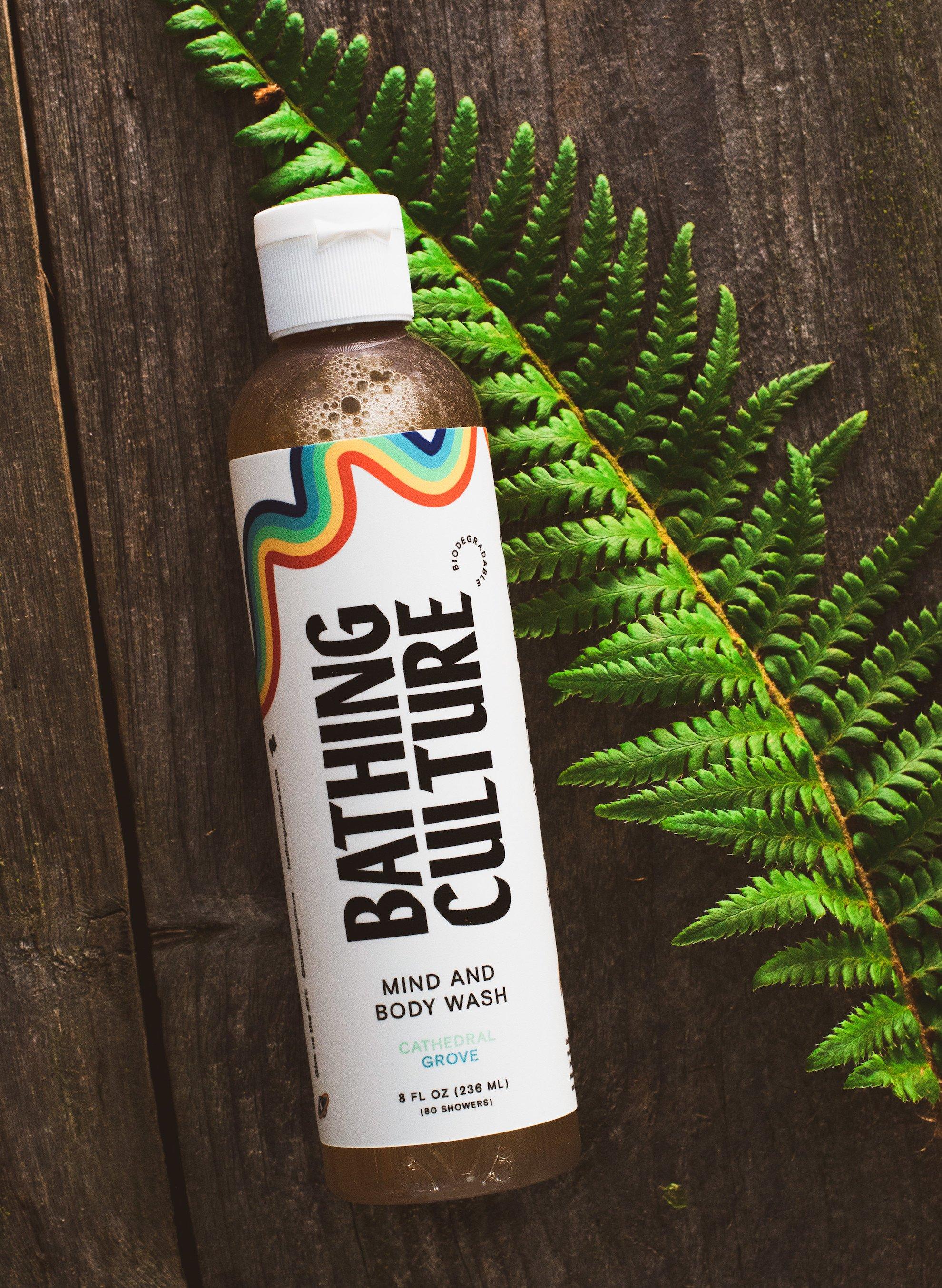 Made by a friend in SF, Bathing Culture's bodywash is a true unisex shower hero.