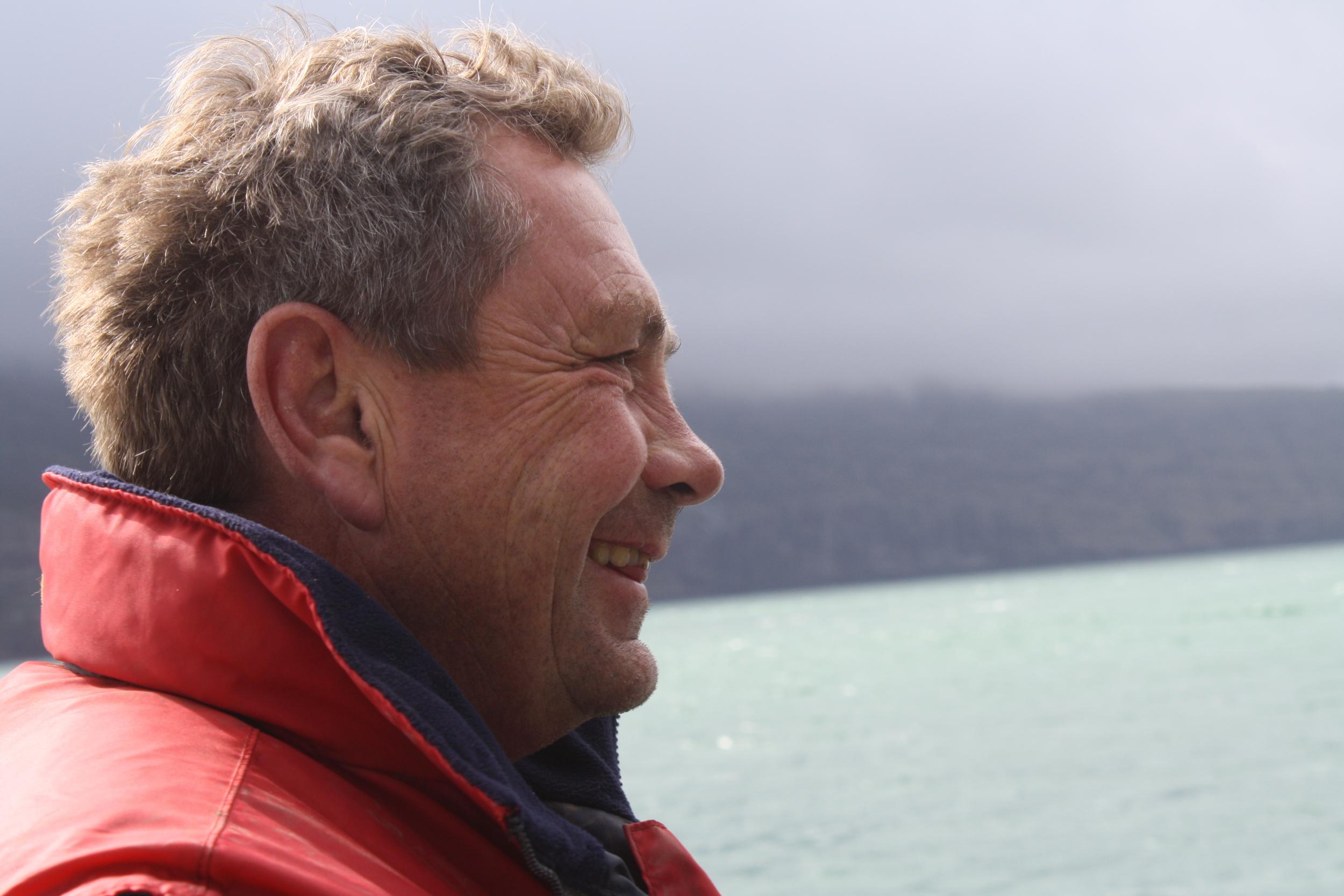 Duncan Bates, Akaroa Salmon