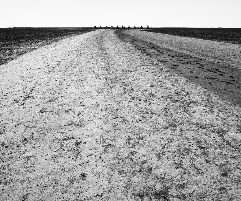 Cadillac Ranch, Amarillo, Texas, 2012