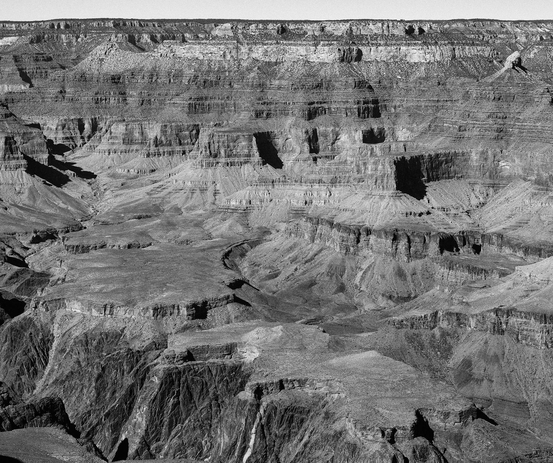 Grand Canyon South Rim, Arizona, 2012