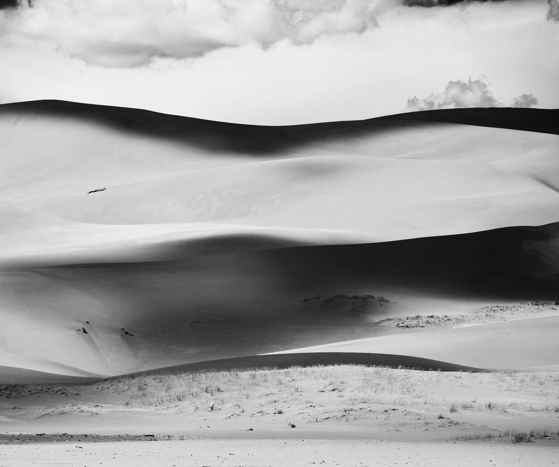 Dunes I, Great Sand Dunes National Park, Colorado, 2014