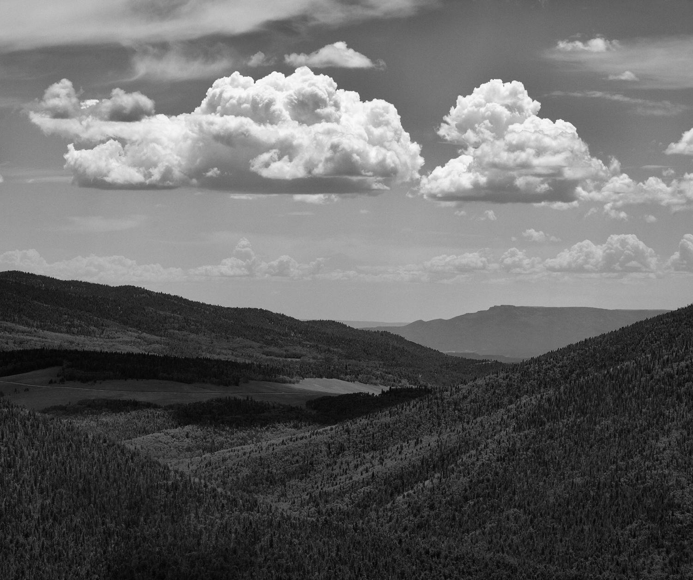Sangre de Cristo Mountains, San Isabel National Forest, Colorado, 2014