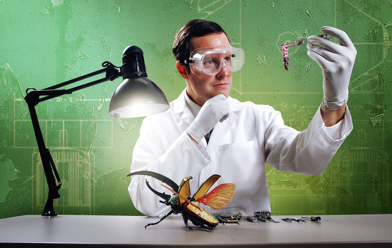 Photo for X-treme Geek catalog. © E-filliate Inc.