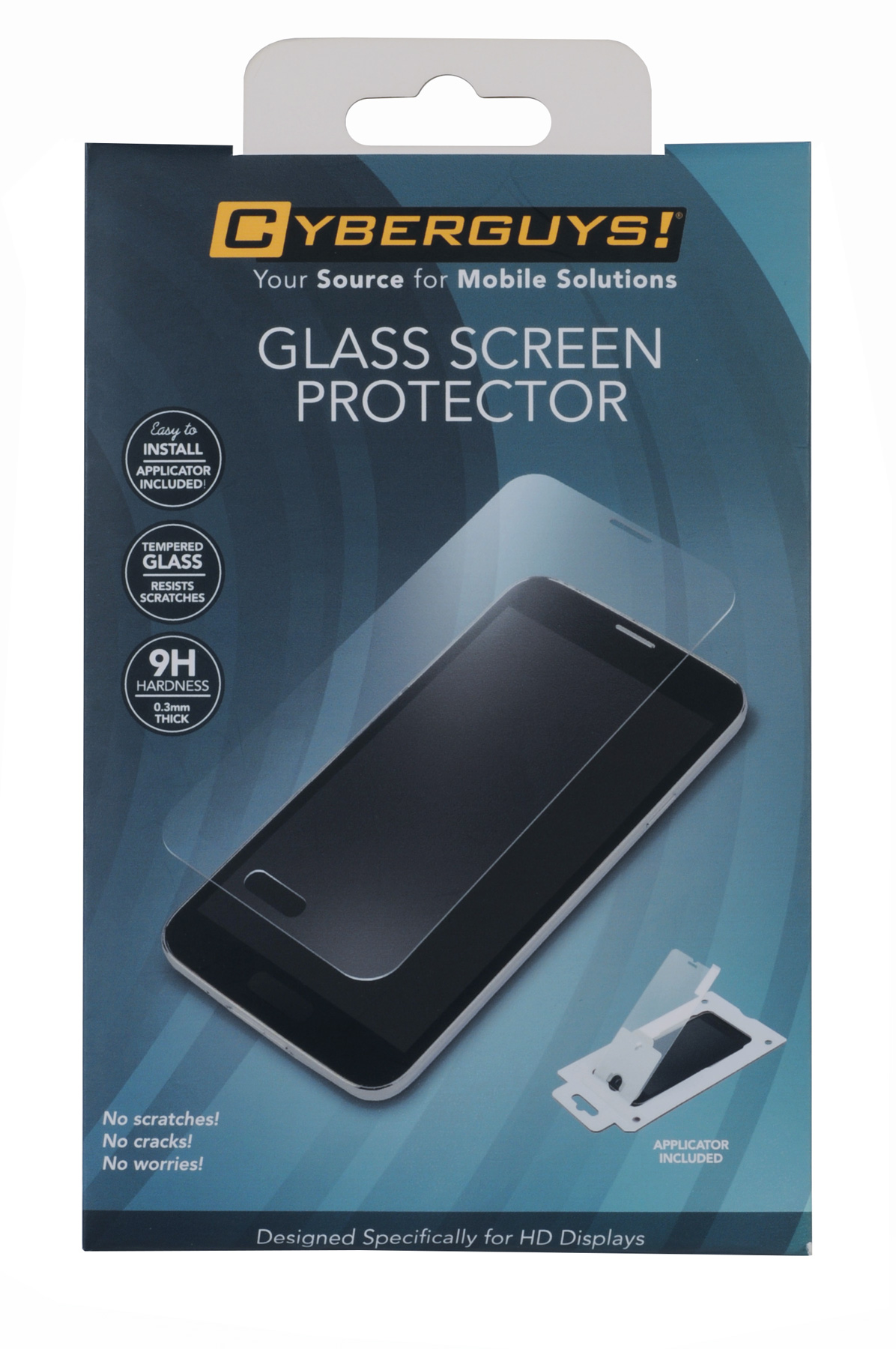 Package design for Cyberguys! © E-filliate Inc.