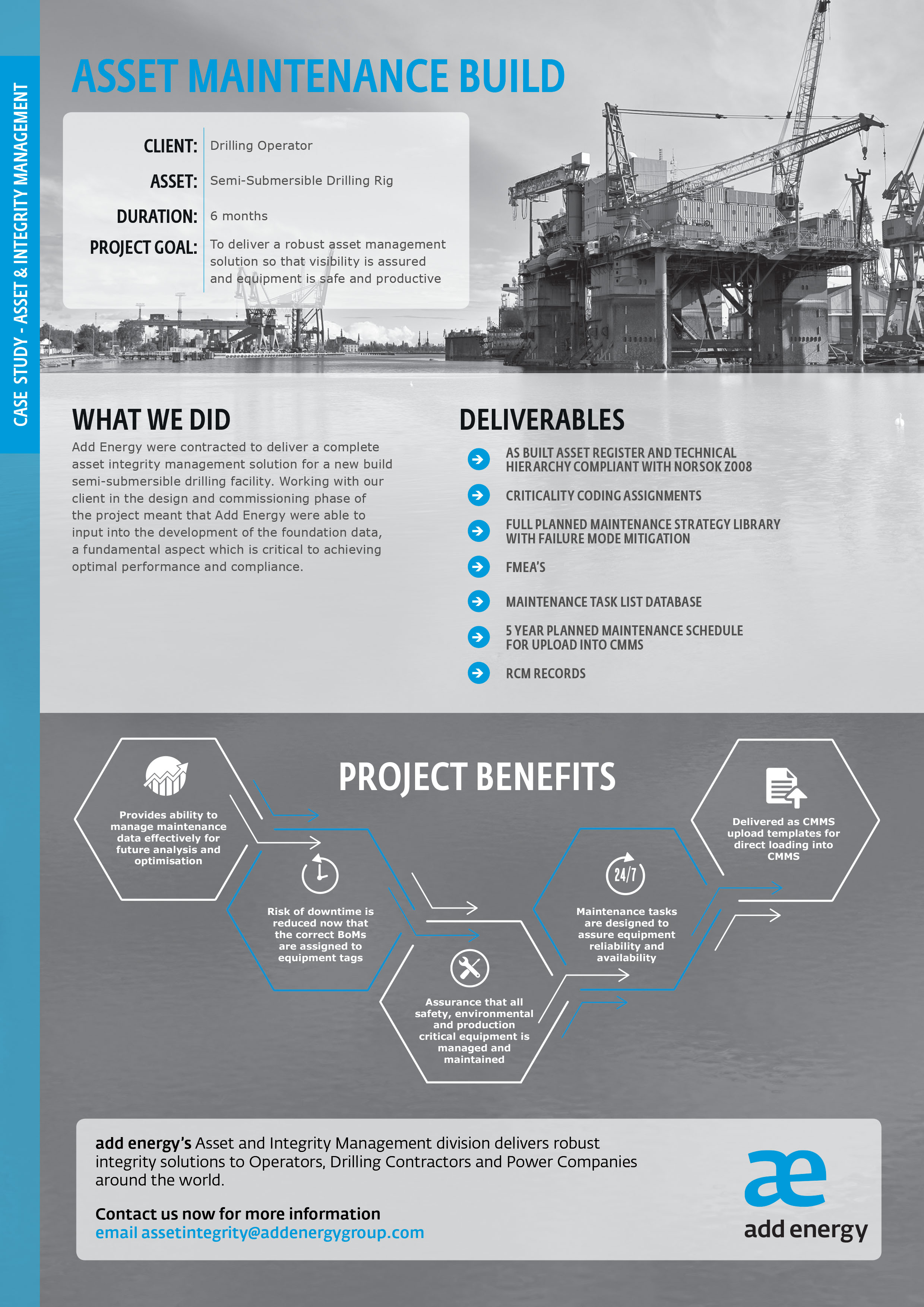 Click here to view Asset Maintenance Build - Case Study