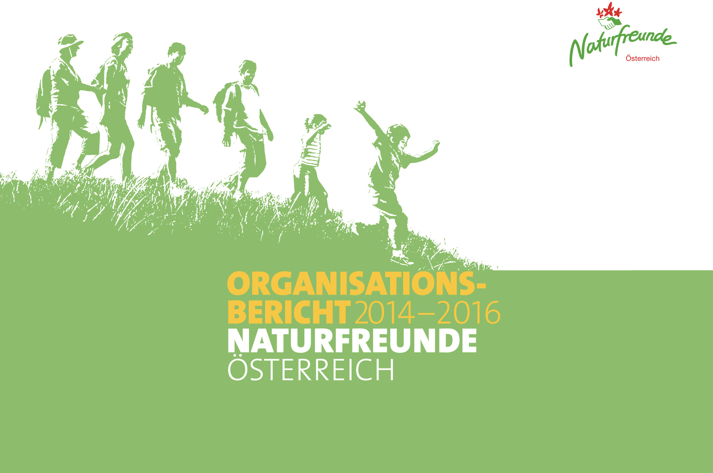 Three-Years-Report of Naturfreunde, Austrian Leisure Organisation