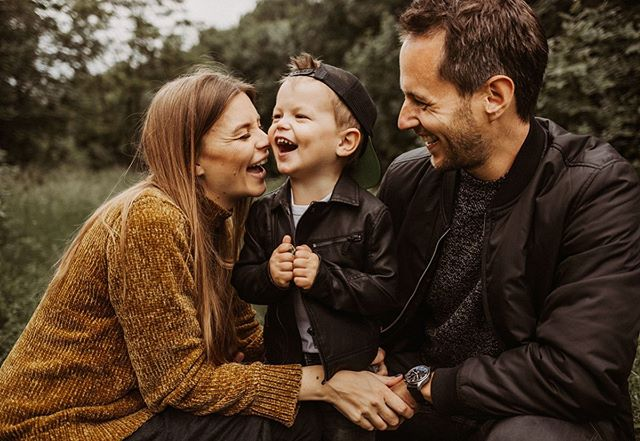 A happy family is the best family 🌼