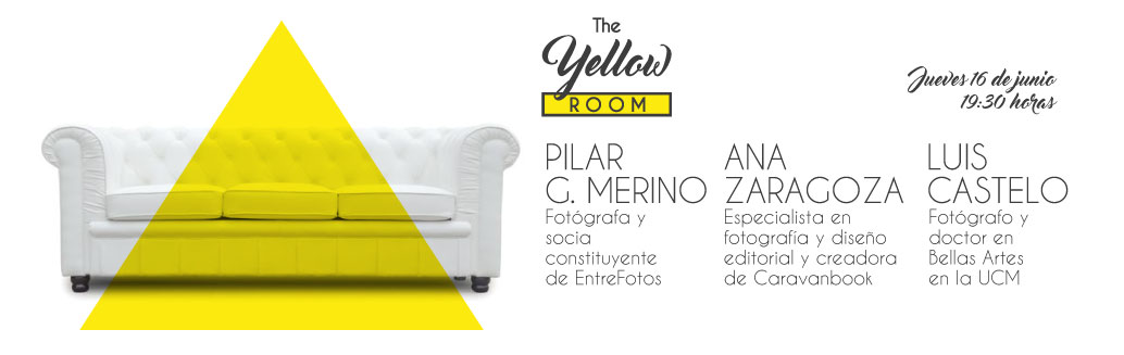 Caravanbook en The Yellow Room