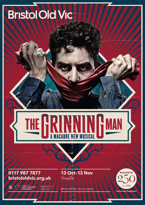 The Grinning Man Seamus Ryan