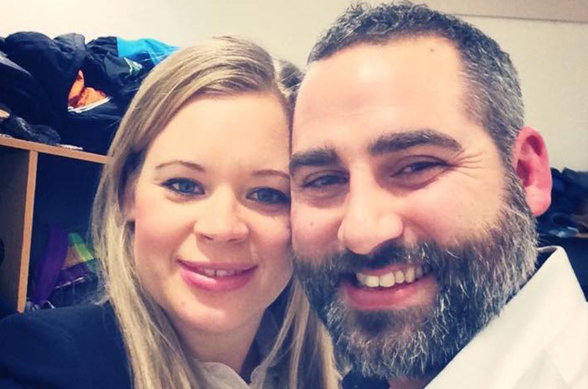 Bishop Joshua und Rebecca Gilliland
