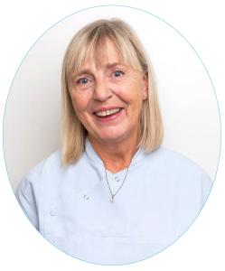 Tannhelsesekretær Haldis Arhaug