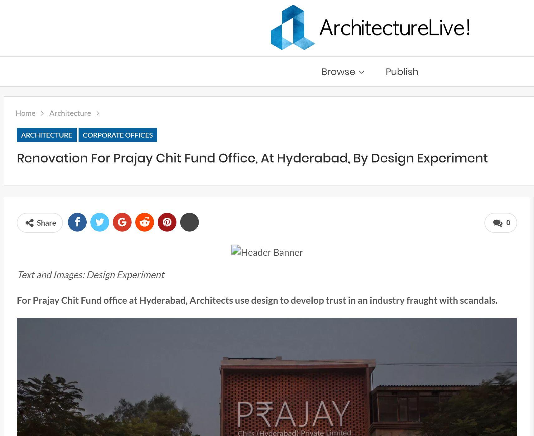 ArchitectureLive! February 2019