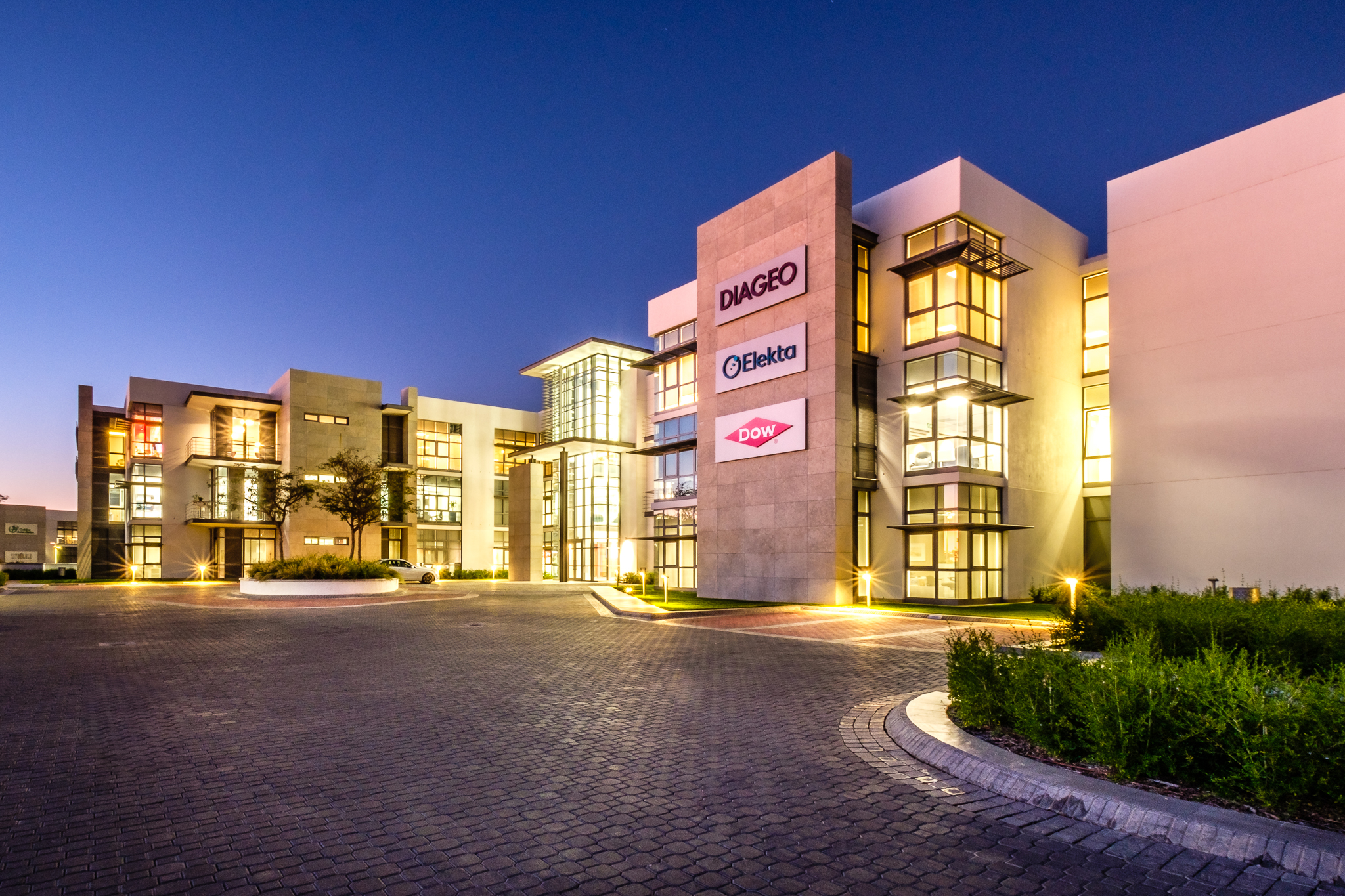 The Dow Chemical Company Johannesburg, South Africa