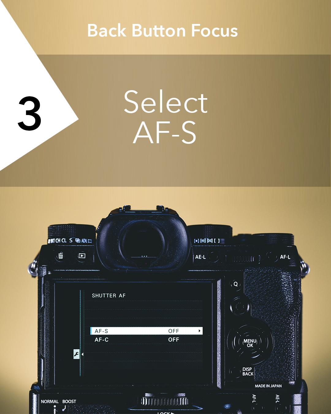 Back Button Focus | X-T2 Setup [03].jpg