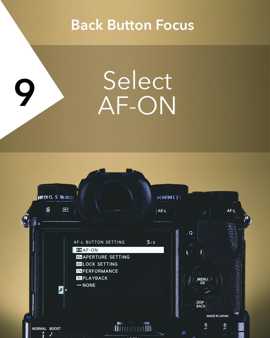 Back Button Focus | X-T2 Setup [09].jpg