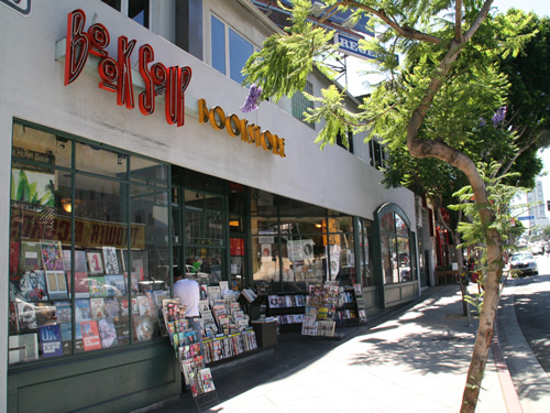Booksoup Los Angeles