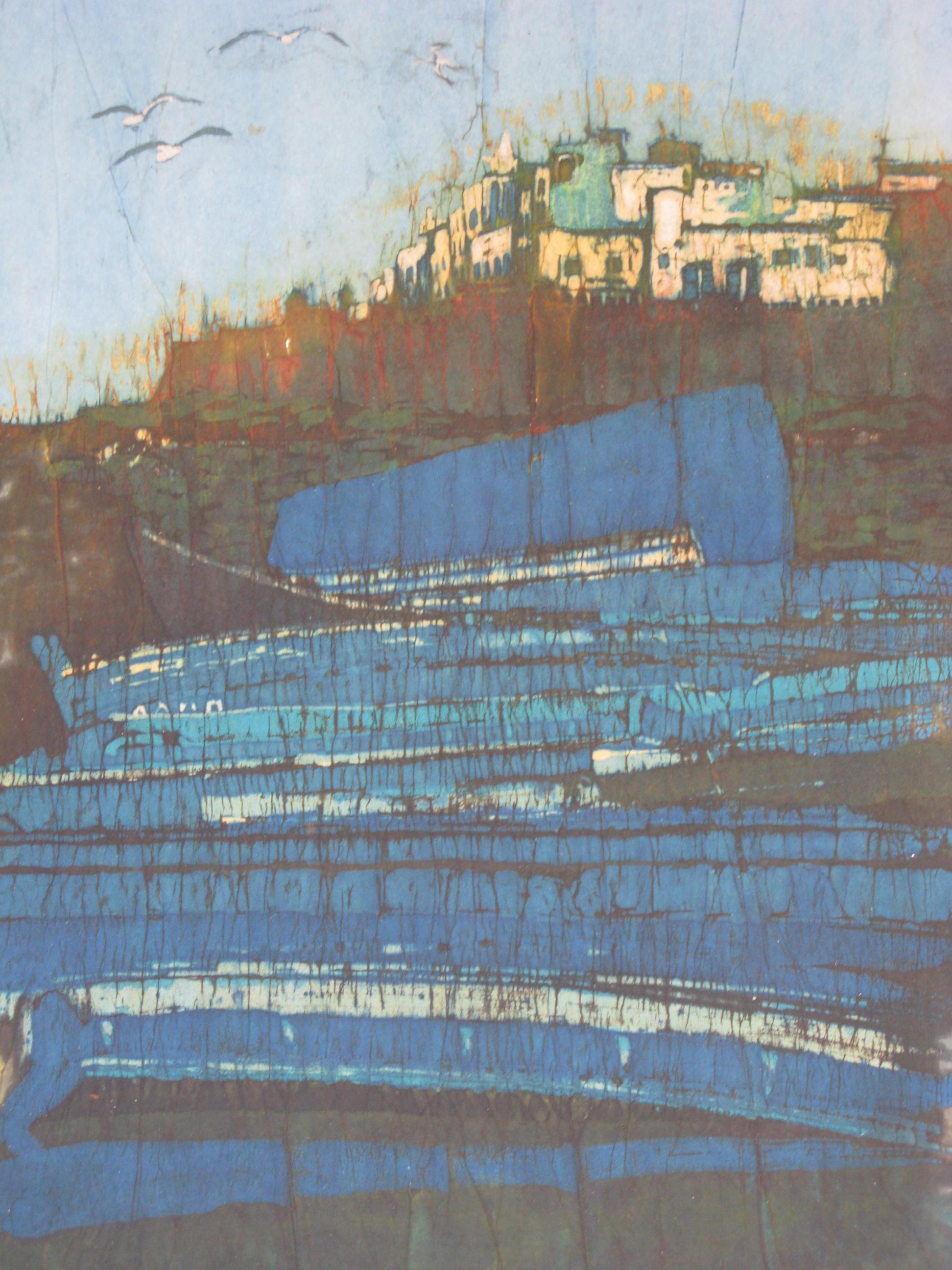 Angela Lenman Essaouira Blues.JPG
