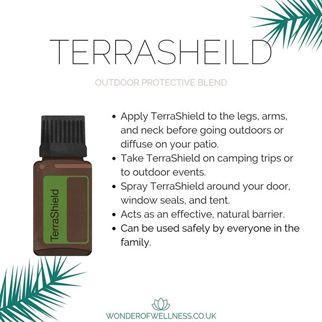 When it comes to outdoor protection, no defense is better than Mother Nature's offerings. Among these are essential oils which provide a vapor barrier for plants, protecting them from potential threats in their environment. TerraShield Outdoor Blend contains powerful essential oils and other plant oils known to provide outdoor protection in a natural, safe way.⠀⠀⠀⠀⠀⠀⠀⠀⠀ ⠀⠀⠀⠀⠀⠀⠀⠀⠀ SAFE, EFFECTIVE. PURE