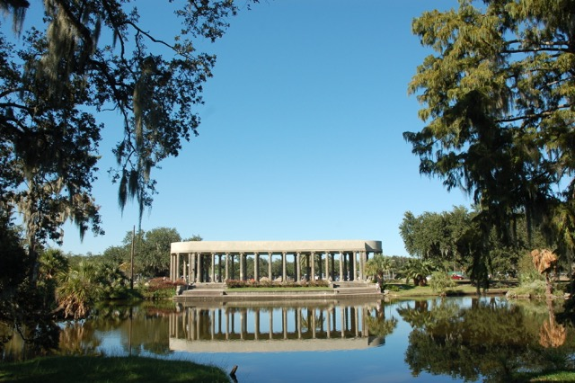 The Peristyle, City Park, New Orleans