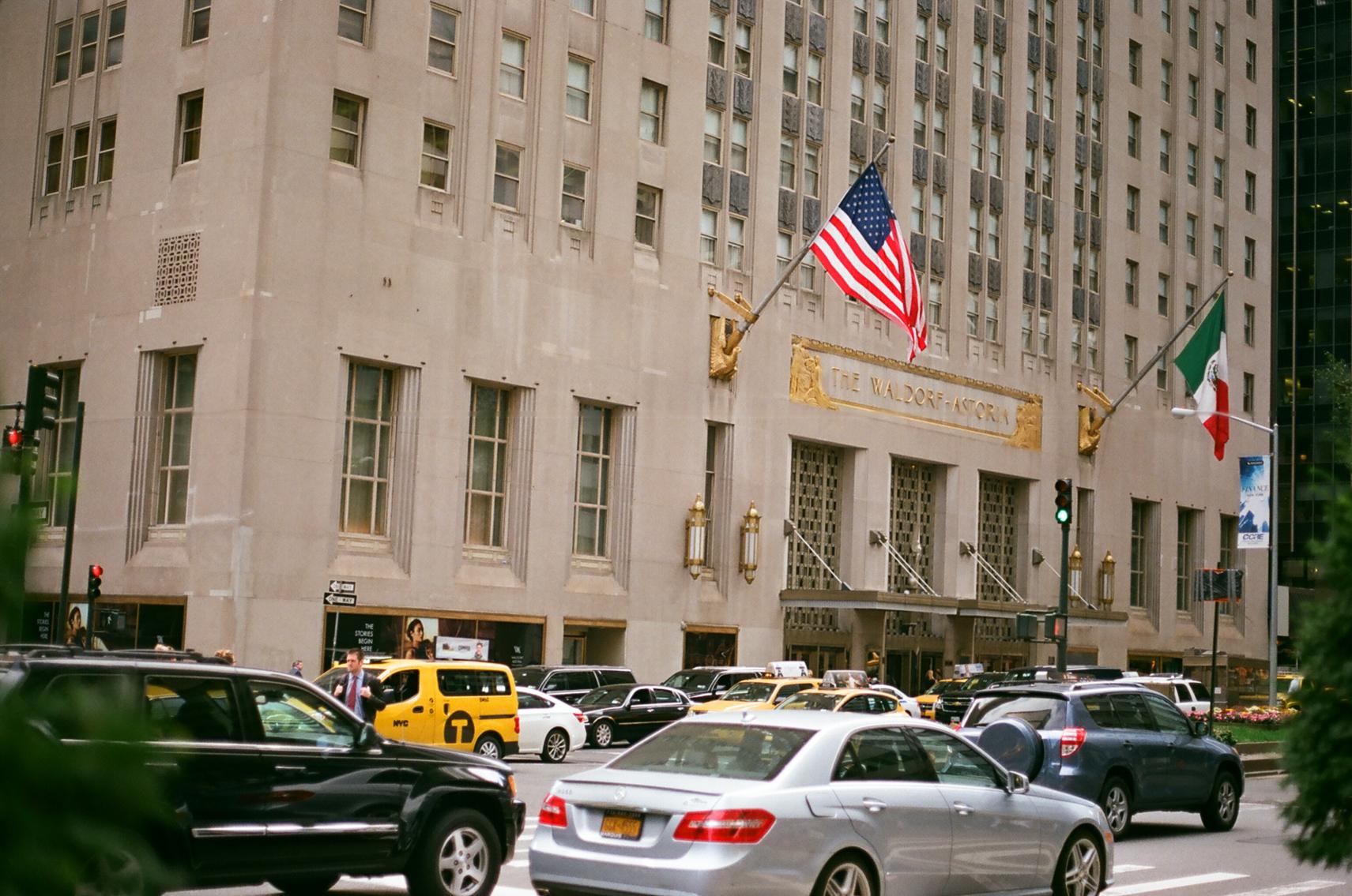 The Waldorf Astoria   NYC
