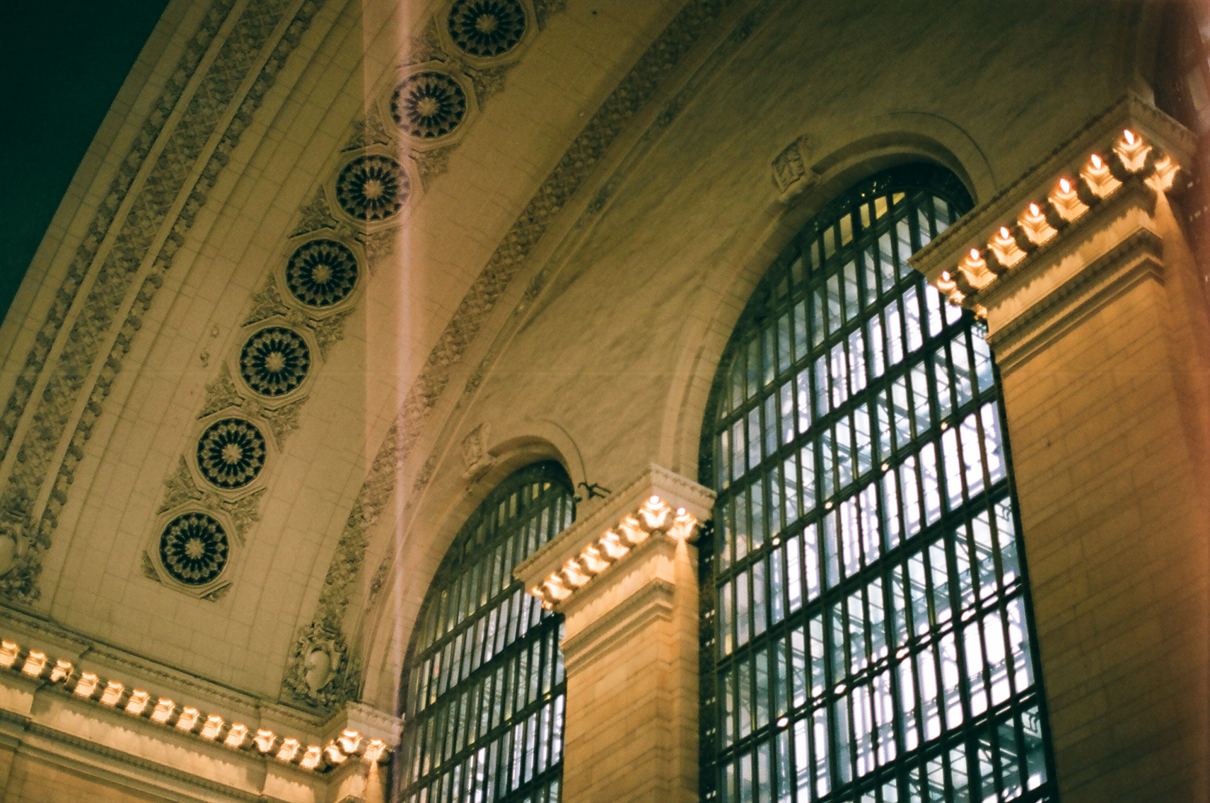 Grand Central Station   NYC Film Photography