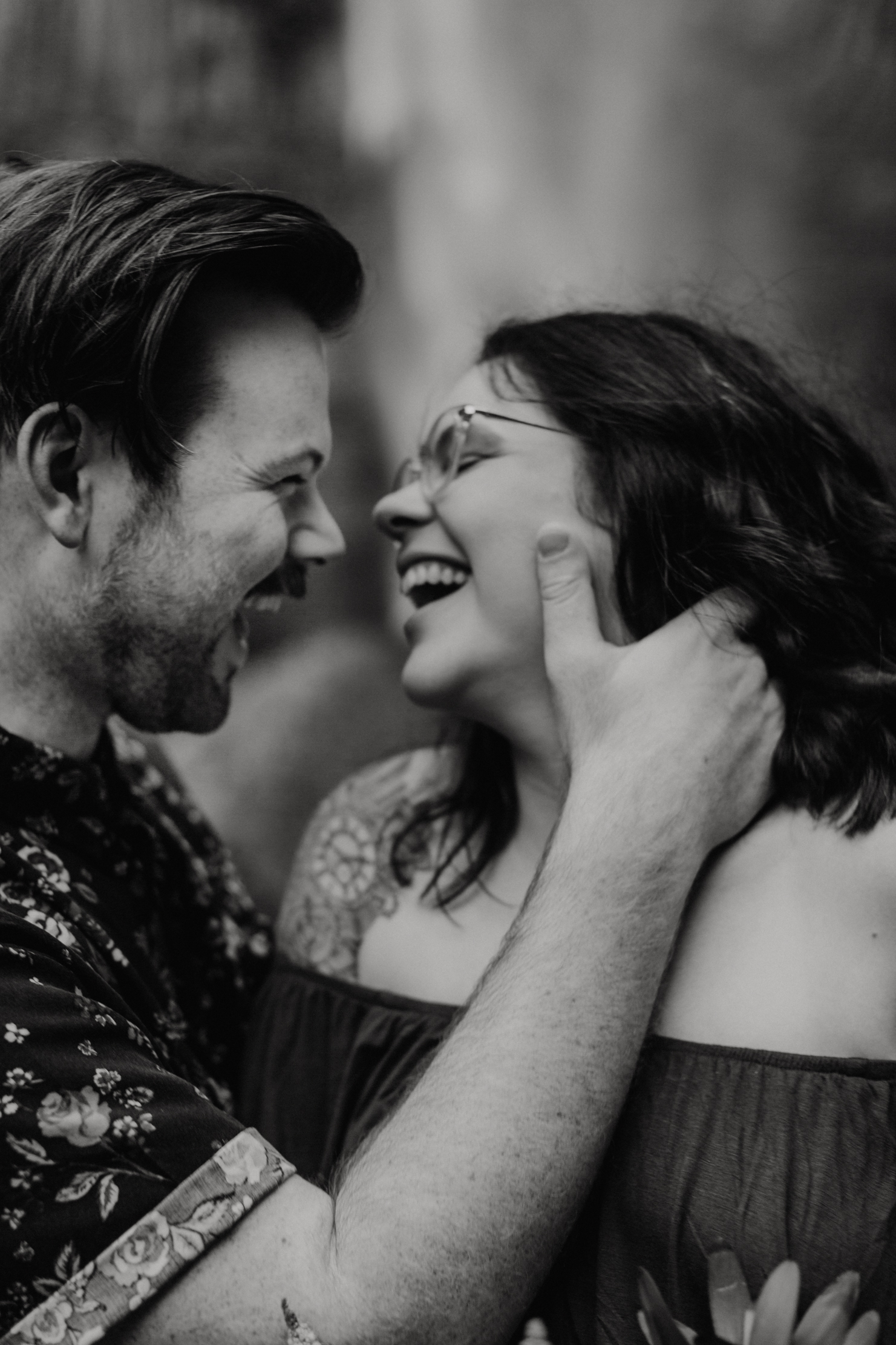 Latourell Falls   Oregon   Adventure Wedding Photographer
