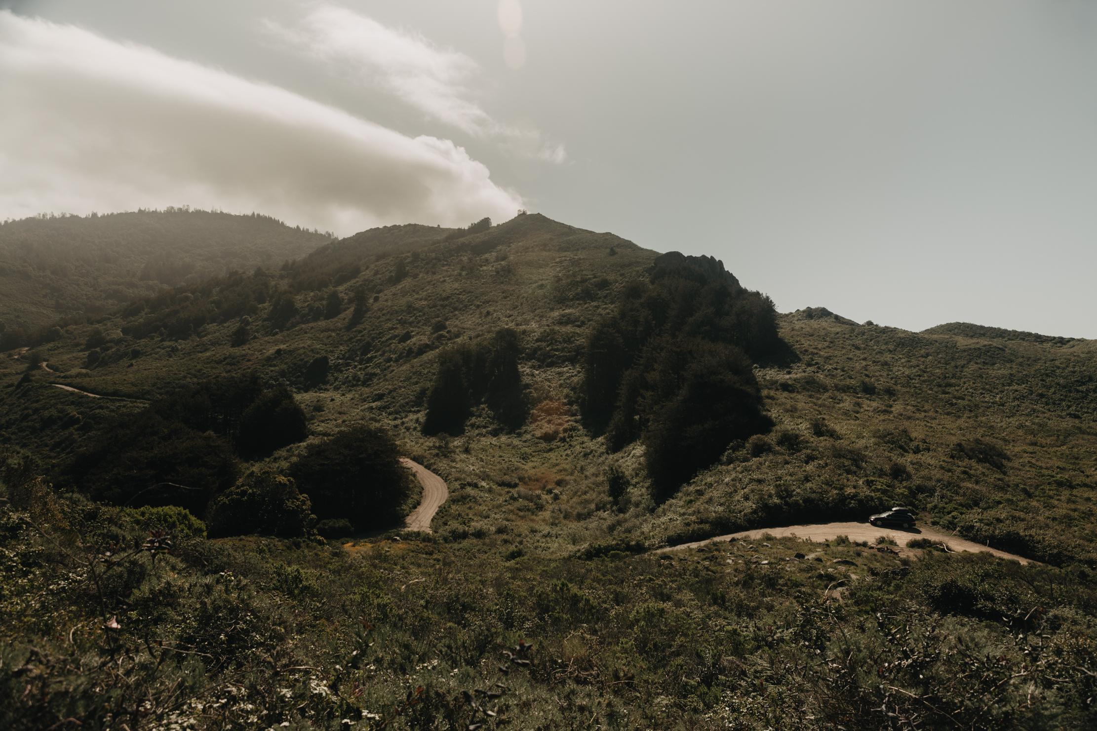 Santa Lucia Mountains California| Adventure Wedding Photographer