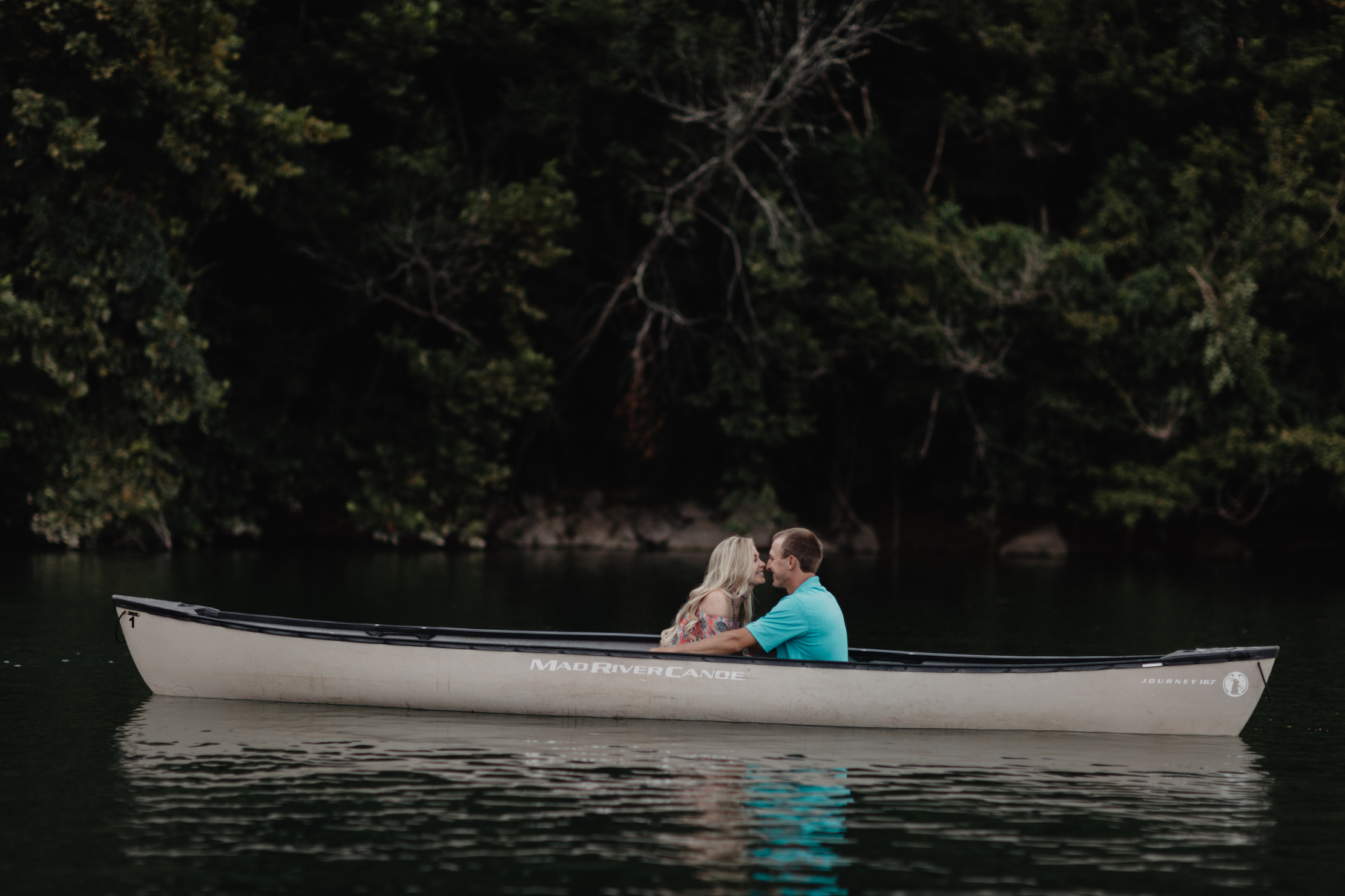 Meads Quarry Engagement | Knoxville Wedding Photographer