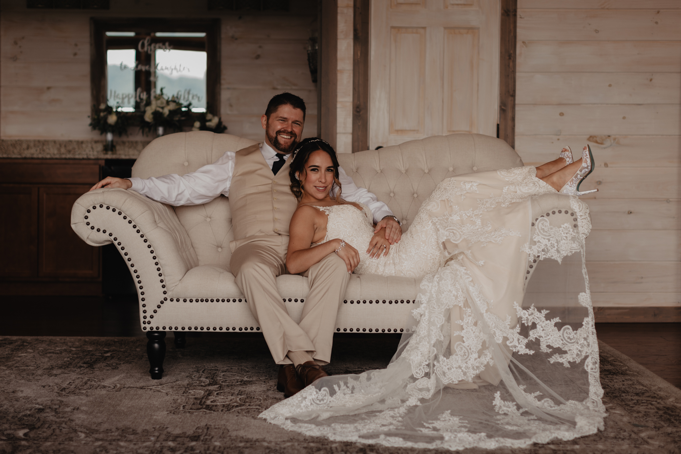Destination Wedding in the Smokies | Magnolia + Ember
