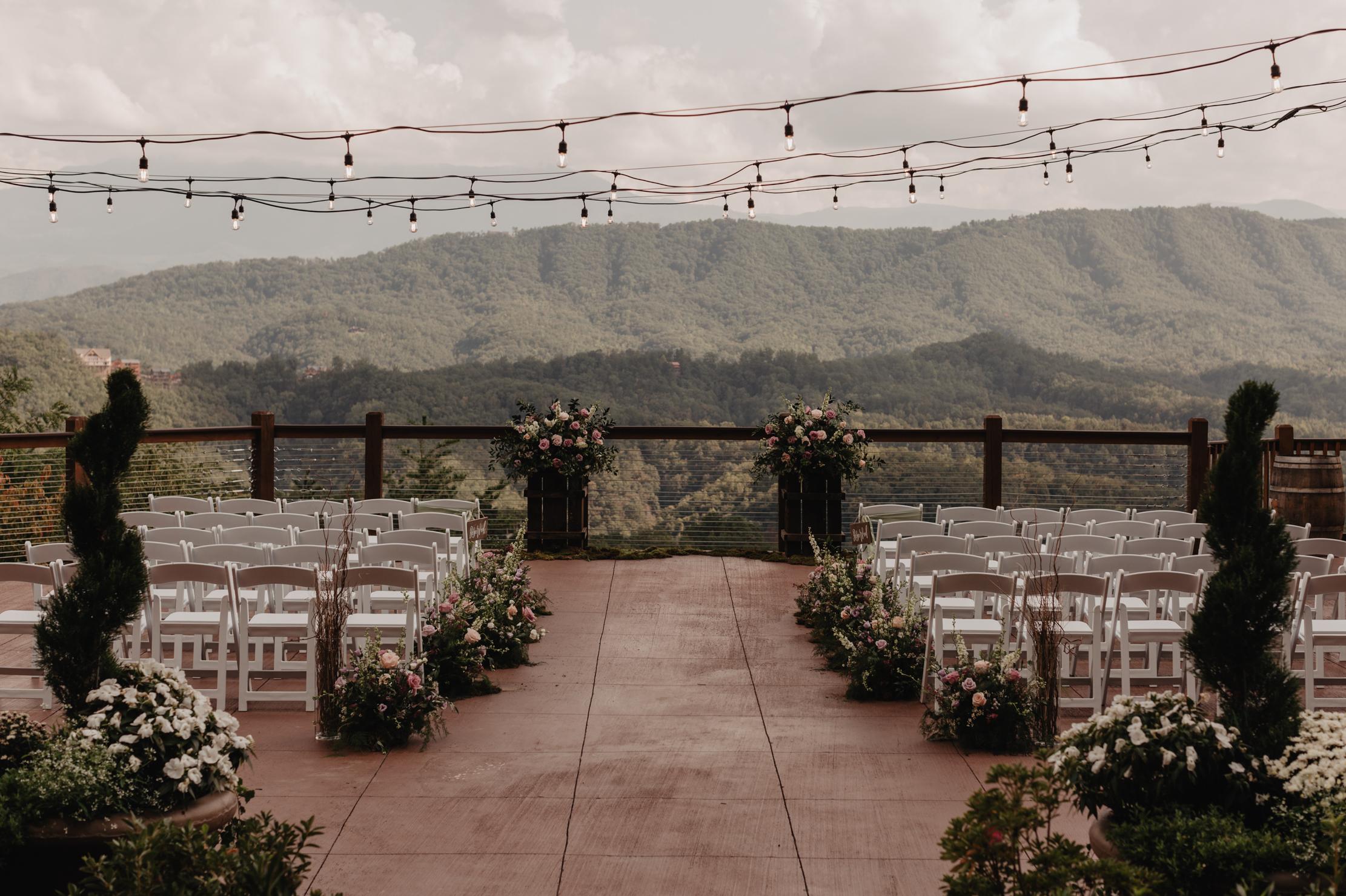 Magnolia Venue | Smoky Mountains Wedding Photographer