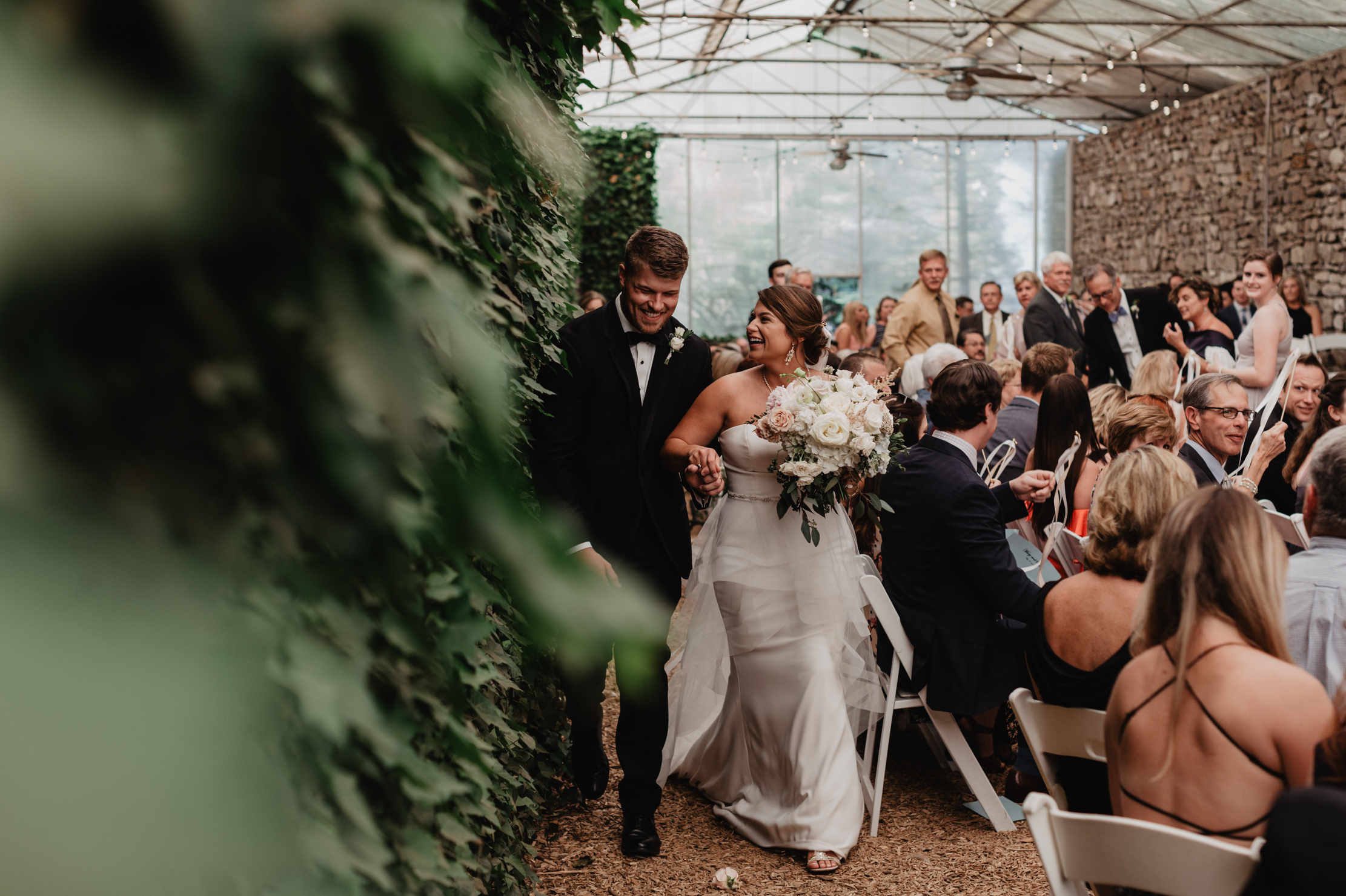 Knoxville Botanical Garden Wedding | Knoxville Wedding Photograp