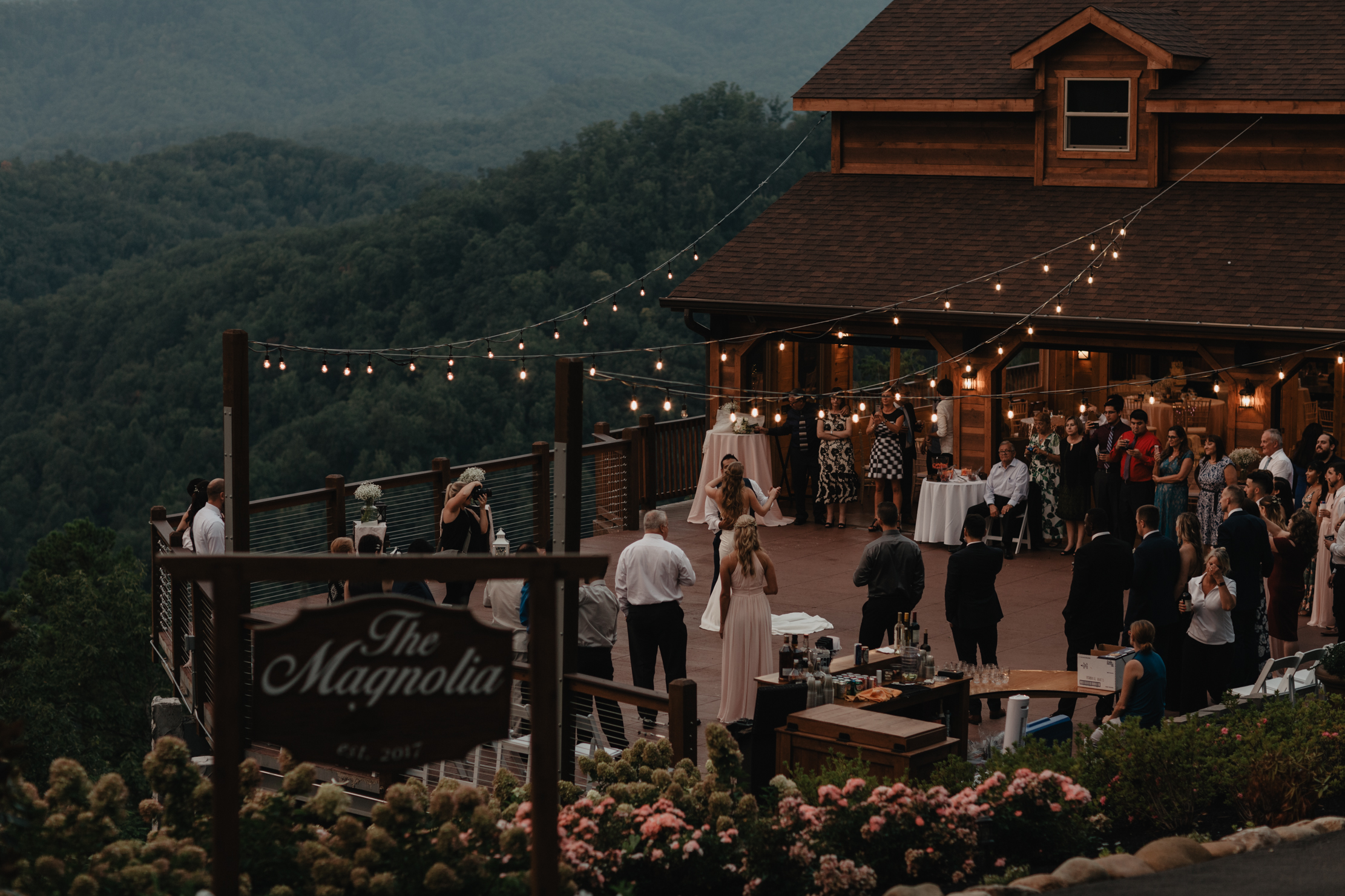The Magnolia Venue | Smoky Mountains Wedding Photographer