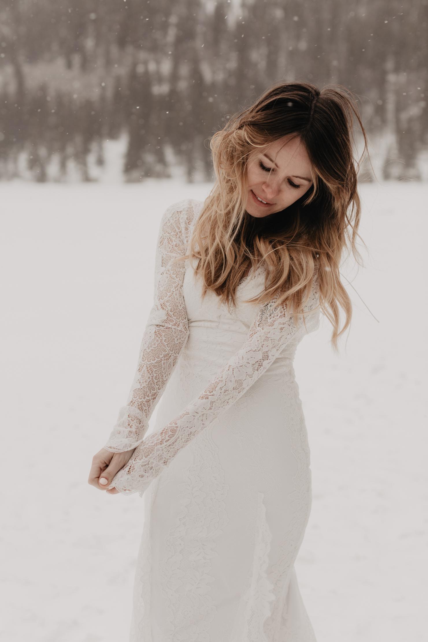 Rocky Mountains Adventure Wedding Photographer | Lovers Society